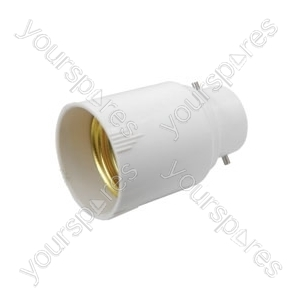 Lamp Socket Converter, B22 to E27