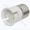 Lamp Socket Converter, E27 - B22