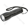 3W Led Aluminium Torch