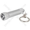 5 LED Keyring Torch