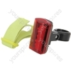 5 LED Red Bicycle Light