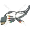 XBOX 360 Component HD Cable 1.8m Bag