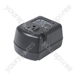(UK version) Step down voltage converter 240V - 120V 100W
