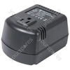 (EU version) Step down voltage converter 240V - 120V 100W