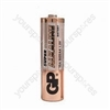 Alkaline batteries, PP3, 9V, packed 1/blister