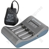 (EU version) 4-Way desktop fast battery charger