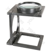 Folding Magnifier, 110mm Glass Lens, 2x