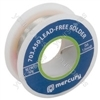 Lead-free solder, 0.6mm&#216;, 100g, 65m reel