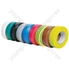 PVC20Y Electrical insulation tape, 20m, yellow
