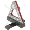 24 LED Safety Triangle
