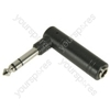 RA 6.3 Plug - 6.3 Skt Adaptor 
