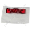 Self Adhesive Documents Enclosed Pouch, A7