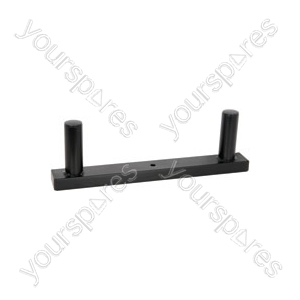 Dual Pole for Speakers (650mm) with 35mm casting