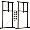 Pair of Crosspieces 1.2m for Classic Premium DJ Stands