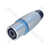 NEUTRIK NLT4MX 4 pole male connector