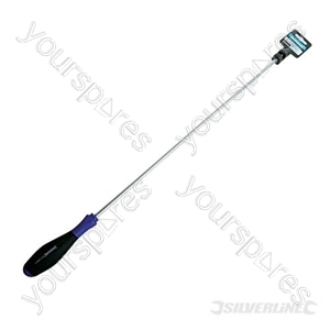 Turbo Twist Screwdriver Extra Long 450mm - No.2 PZD