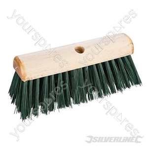 "Broom PVC Saddleback Raised Centre - 330mm (13"")"