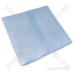 Microfibre Interior Glass Cloth - 340 x 340mm