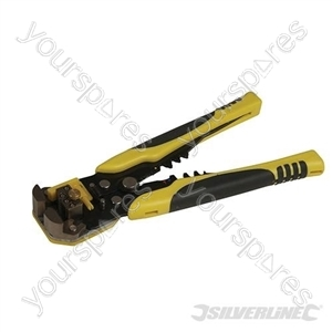 Wire Stripper &amp; Crimping Tool Heavy Duty - 0.2 - 6mm&#194;&#178; Wire