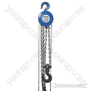 Chain Block - 5 Ton / 3m Lift Height
