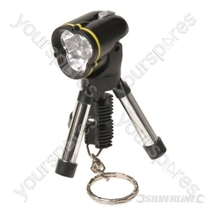LED Tripod Torch - 1 LED