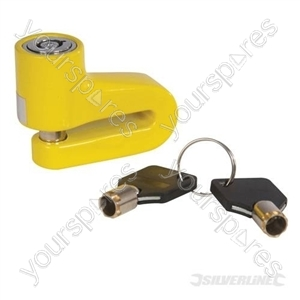 Moped Disc Lock - 10mm Pin