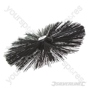 Chimney Brush - Chimney Brush Head 400mm