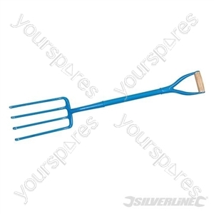 Forged Contractors Fork - 1120mm