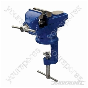 Table Vice Swivel Base - 50mm