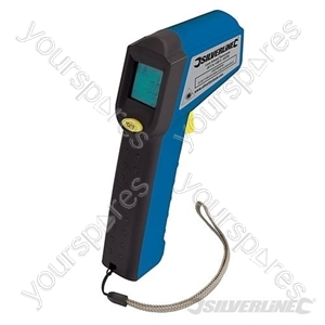 Laser Infrared Thermometer - -20°C to +320°C