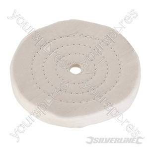 Double Stitched Buffing Wheel 150mm - 150mm