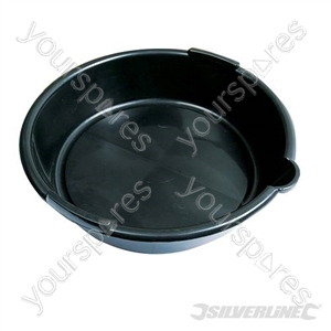 Oil Drain Pan - 6Ltr