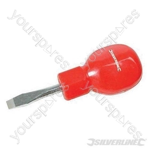 Cabinet Screwdriver Slotted - 4 x 75mm