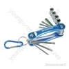 Socket &amp; Screwdriver Multi-Tool - 12 Function
