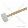 White Rubber Mallet - 32oz