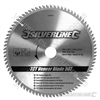 TCT Veneer Blade 80T - 250 x 30 - 25, 20, 16mm rings