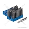 Security Bit Set 33pce - 50mm