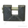Cast Iron Shutter Lock - 90mm