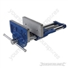 Heavy Duty Woodworkers Vice - 150mm