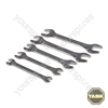 5pce Spanner Set Display Box 12pce - 6-15mm