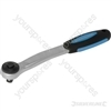 "Heavy Duty Ratchet Handle - 1/4"" 150mm"