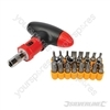 T-Handle Screwdriver Set 22pce - 22pce