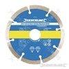 Concrete & Stone Cutting Diamond Blade - 115 x 22.2mm