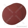 Hook & Loop Discs 180mm 10pk - 120 Grit