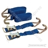 Easy-Lock Straps Set 2pce - 2m x 25mm