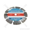Laser Welded Turbo Rim Blade - 115 x 22.2mm