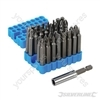 Screwdriver Bit Set 33pce - 50mm