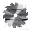 Laminate Flooring Saw Blade 14tpi - 127 x 17mm bore
