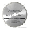 TCT UPVC Window Blade 80T - 250 x 30 - 25, 20, 16mm rings