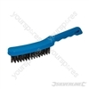 Steel Wire Brush - 4 Row